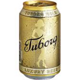 Tuborg Gold 5,6% 24 x 330ml