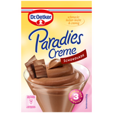 Shop 3x Dr. Oetker Paradise Cream Chocolate 74g at great prices on discandooo.com
