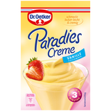 Shop 3x Dr. Oetker Paradise Cream Vanilla 60g at great prices on discandooo.com