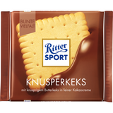 Ritter Sport Chocolate Crispy Biscuit 100g