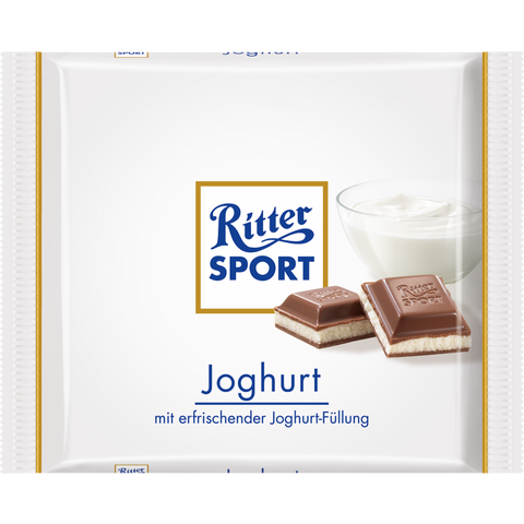 Ritter Sport Chocolate Yogurt 100g