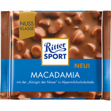 Shop 5x Ritter Sport Chocolate Macadamia 100g at great prices on discandooo.com