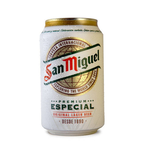 Shop San Miguel Especial Beer 5.4% 24 x 330ml at great prices on discandooo.com