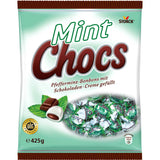 2x Storck Mints With Chocolate Filling 425g