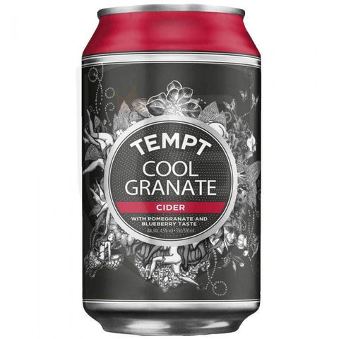 Tempt Cool Granate 4,5% 24 x 330ml