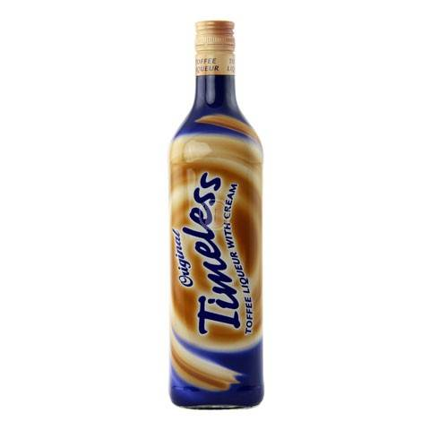 Original Timeless	 Toffee Liqueur 17%  0.7L
