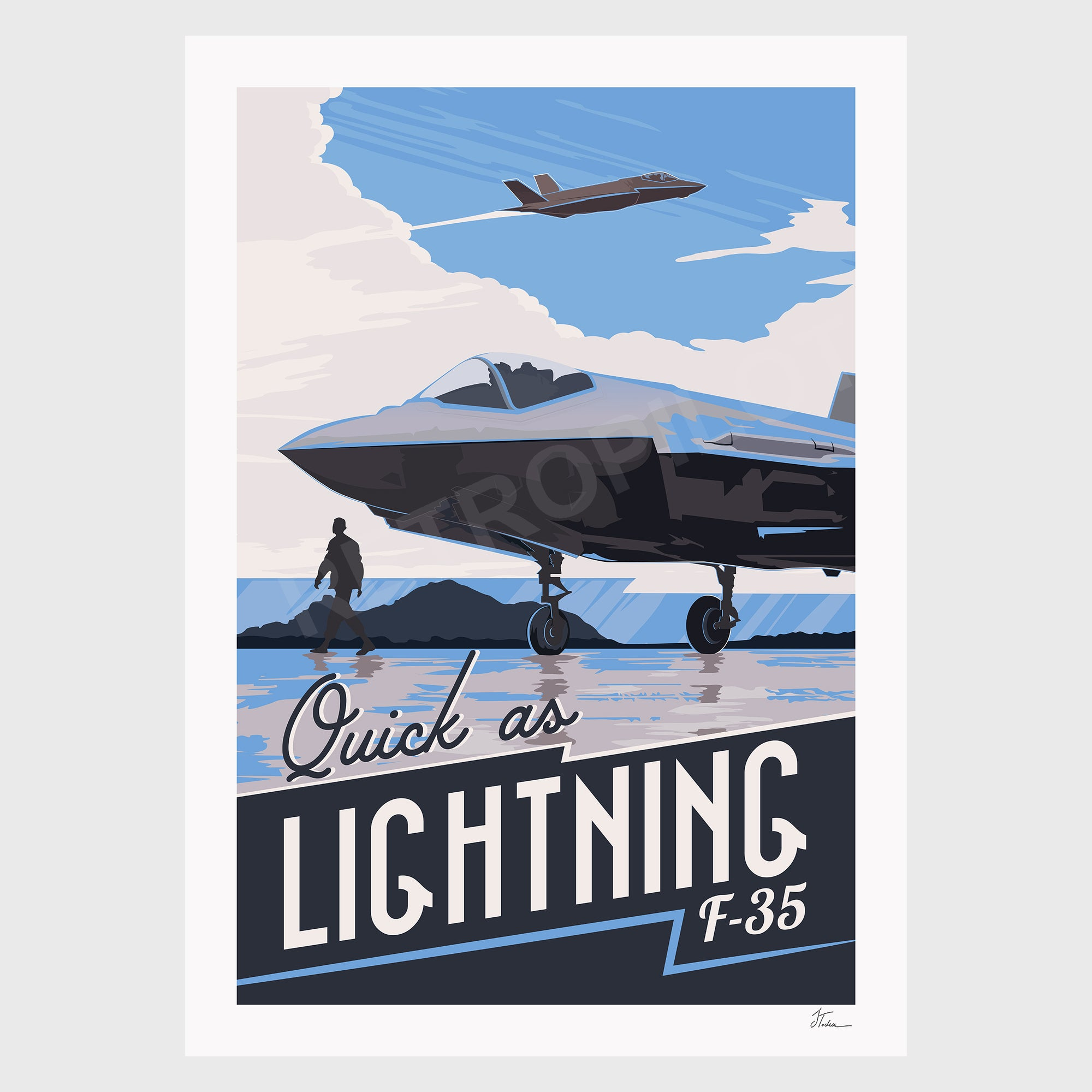 F-35 - Quick as Lightning