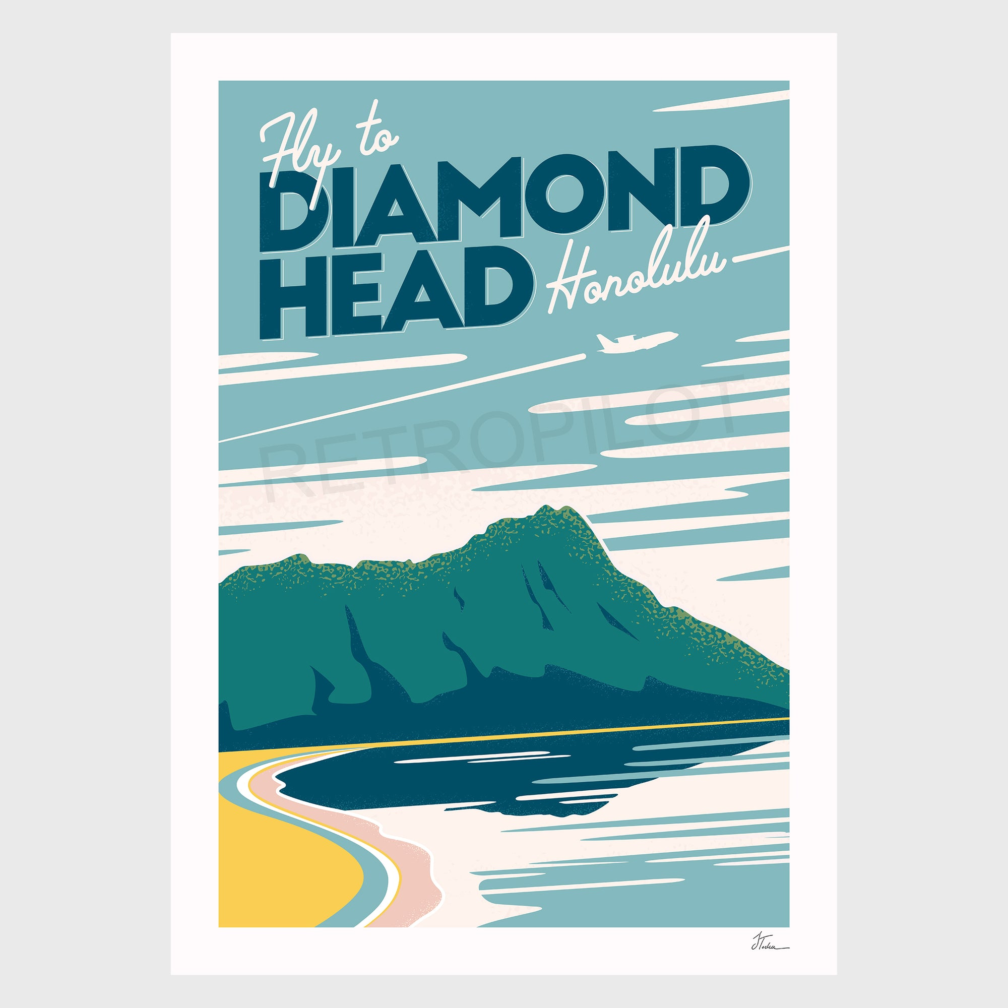 E-7A - Diamond Head