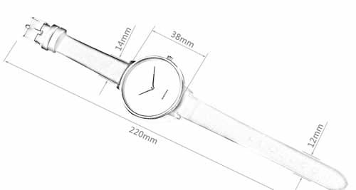 Minamalist Womens Watches Specifications