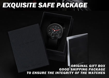 Water resistant Men's Wristwatches