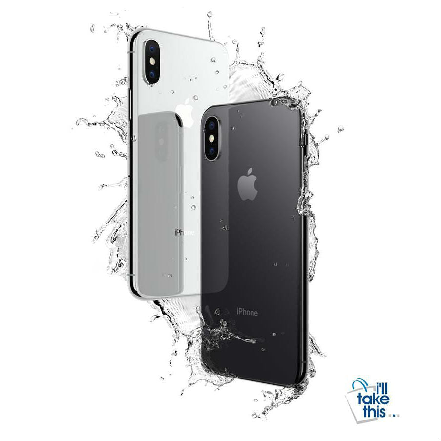 iPhone X Cases Transparency Plastic Case For iPhone X Ultra Thin Protective Shell - I'LL TAKE THIS