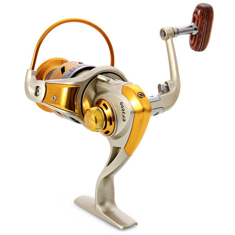 Image of Fishing Reel, EF1000 - 7000 Series of Aluminum Spool Superior Ratio 5.5:1 - I'LL TAKE THIS