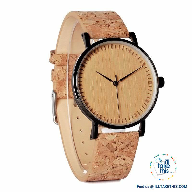 Antique/Vintage Design Luxury Wooden Watches - 2 Styles both Gift Boxed - I'LL TAKE THIS