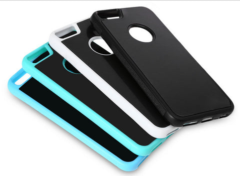 Anti-gravity nanosuction iPhone Case For all iPhones. Stick it where you need a helping hand. - I'LL TAKE THIS