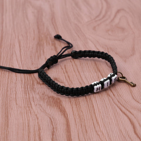 Image of Couples Bracelet His/Hers Matching Jewelry Lovers Boyfriend Girlfriend Braid in 6 Color Options - I'LL TAKE THIS