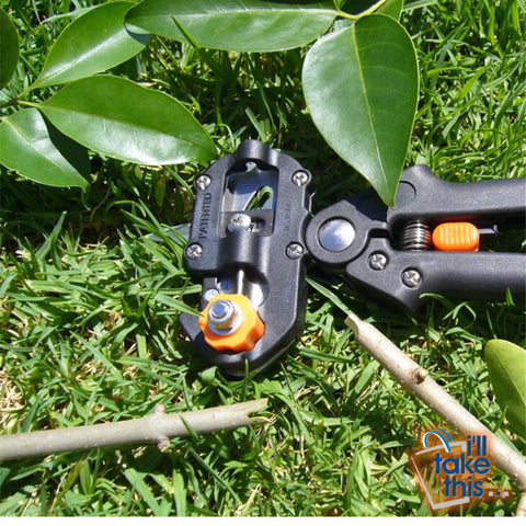 Image of Grafting Secateurs Machine only, great Garden Tools with 2 Blades for Tree Grafting, Secateurs or Cutting Pruner - I'LL TAKE THIS