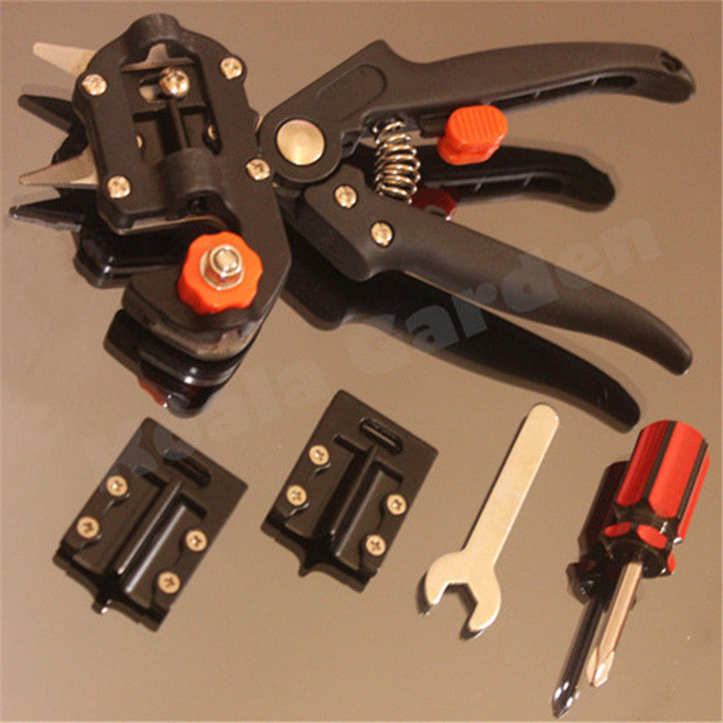 Grafting Secateurs Kit with 2 Blades for Tree Grafting, Secateurs or Branch Pruner - I'LL TAKE THIS
