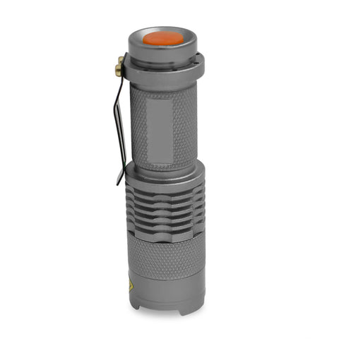 "Image of Tactical Flashlight Lumens Torch Cree Q5 LED Zoomable - FREE Promotional Product, ""Just pay Shipping + Handling"" - I'LL TAKE THIS"