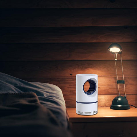 Image of Photocatalytic Energy efficient Mosquito Killer Lamp, Safety light - I'LL TAKE THIS