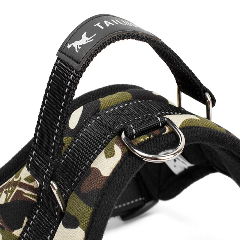 Dog Harness POLICE K9 in 14 Varying Color Options - Great Dog Vest Dog or Pet Saddle Harness S to XL - I'LL TAKE THIS