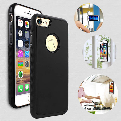 Image of Anti-gravity nanosuction iPhone Case For all iPhones. Stick it where you need a helping hand. - I'LL TAKE THIS