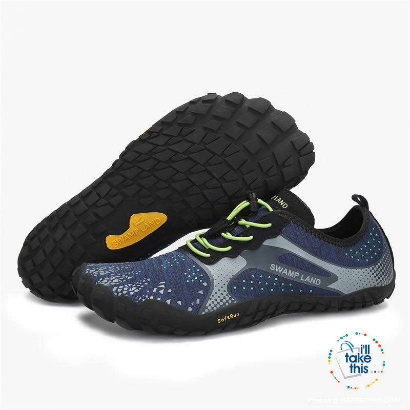 Aqua Duck Men's and Women's Aquatic Water Sports Shoes - 4 Color Options - I'LL TAKE THIS