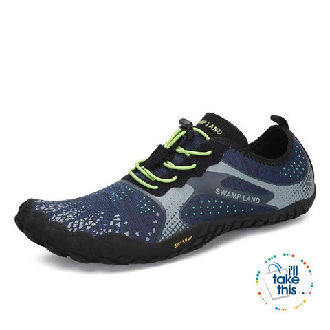Image of Aqua Duck Men's and Women's Aquatic Water Sports Shoes - 4 Color Options - I'LL TAKE THIS