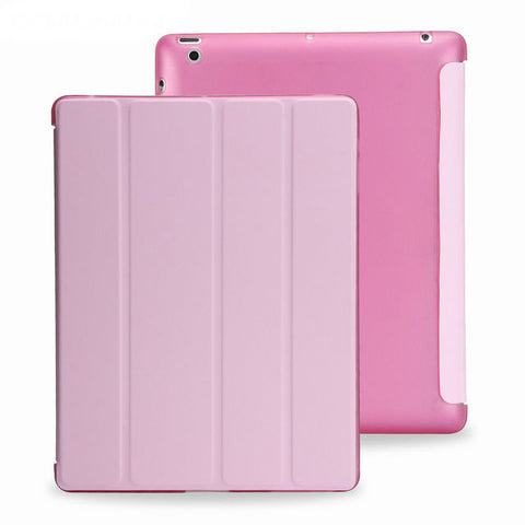 Apple ipad 2, 3, 4 Case Auto Sleep /Wake Up Flip Vegan Leather Cover - Smart Stand Holder Case - I'LL TAKE THIS