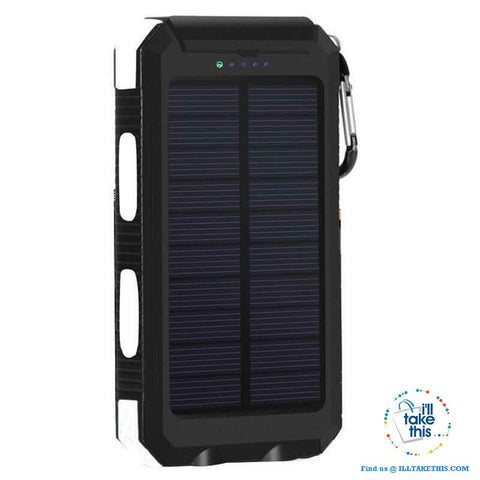 Image of Eco-Friendly Solar Power Bank Real
