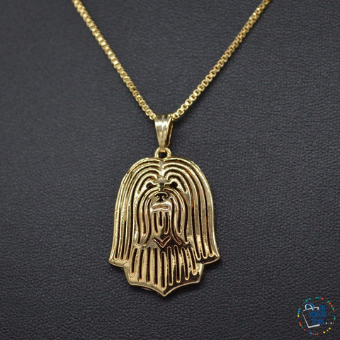 Image of Havanese Dog Lovers' a unique designed Pendant in Silver, Gold or Rose Gold plating + BONUS Necklace - I'LL TAKE THIS