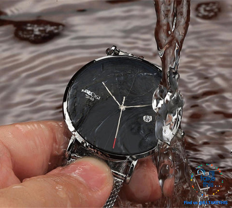 Image of Men Luxury Watches ⌚ 20 x Great quality Men's Fashionable Water-resistant Quartz Wristwatches - I'LL TAKE THIS
