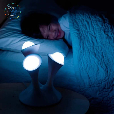 Mini Pod Nightlight Glowing Balls LED Lamps ideal Kid bedroom Lights - I'LL TAKE THIS