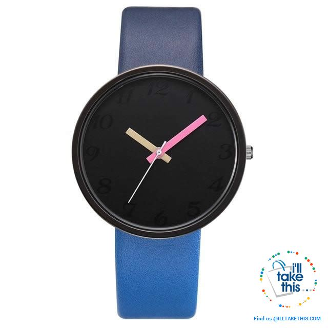 Retro Inspired Classic look Women's Watches - 4 Color Options - I'LL TAKE THIS