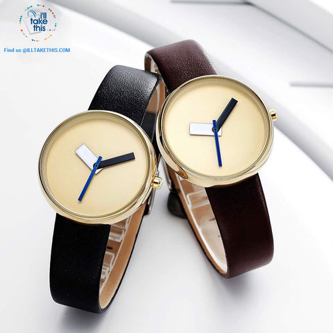 Image of Retro style Women's wristwatch has an elegant look that can be dressed up or down - I'LL TAKE THIS