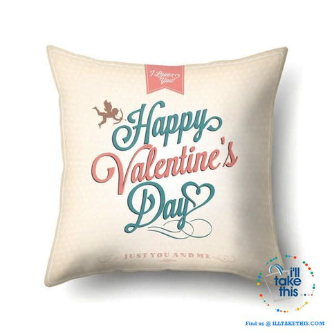 Sweet Romantic Cushions say it with Love this Valentine's Day - I'LL TAKE THIS