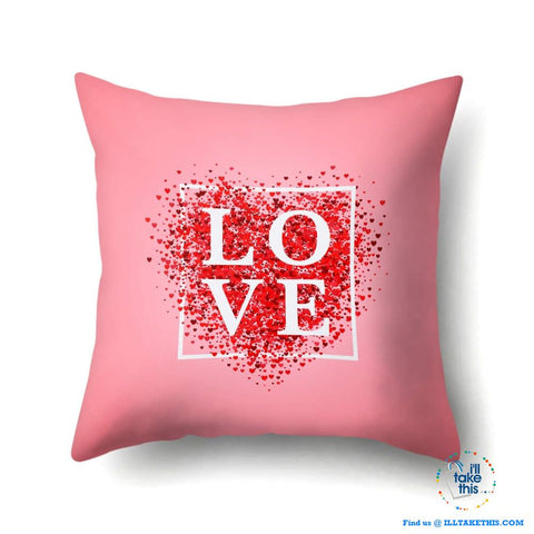 Image of Sweet Romantic Cushions say it with Love this Valentine's Day - I'LL TAKE THIS