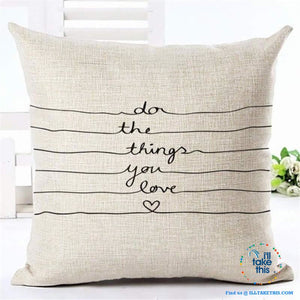 Create the mood in your home with these special occasions Cotton linen throw cushion pillowcases