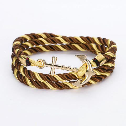 Image of Rope Anchor Bracelet Fashion accessories - Unisex - I'LL TAKE THIS