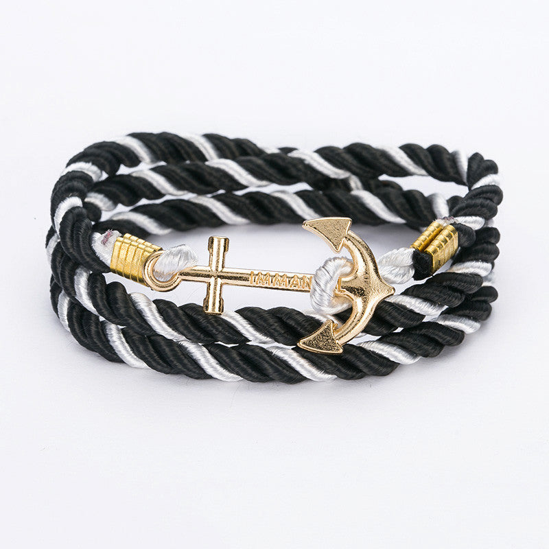 Rope Anchor Bracelet Fashion accessories - Unisex - I'LL TAKE THIS
