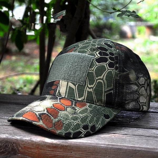 Snapback Camouflage Tactical Hat, Army style Tactical Baseball Cap Unisex - I'LL TAKE THIS