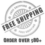 Image of Free shipping (when you spend over $80)