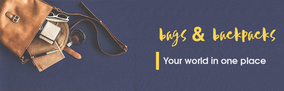 Bags Banner
