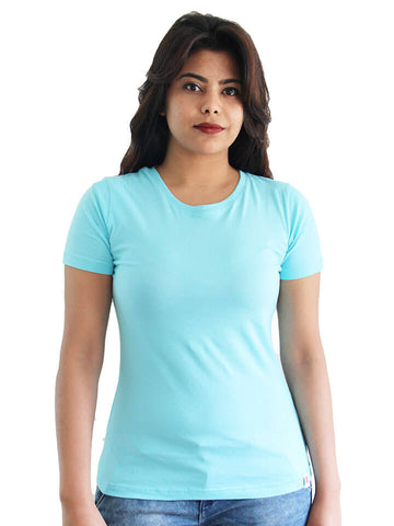 Cotton T-Shirts For Women By Fizz