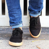 Funky Casual Lace Up Sneakers for Men