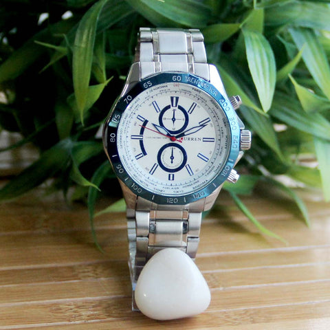 Silkstee Chrono Wrist Watch