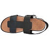 Rio Black Men's Leather Sandals