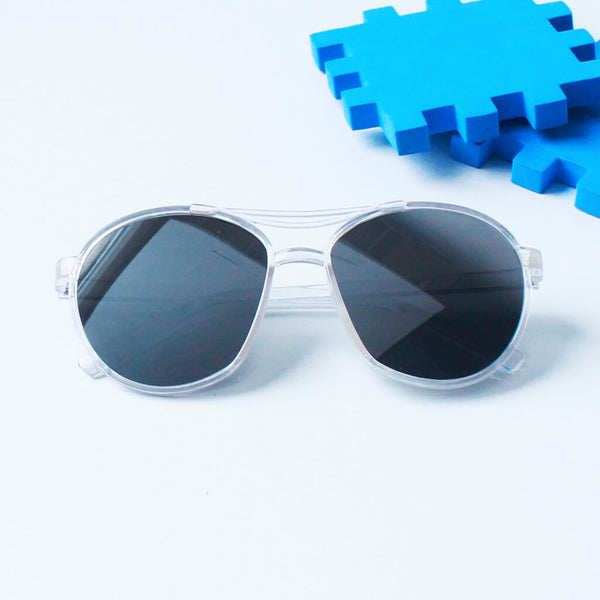 Sporty Oval Sunglasses