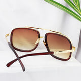 Sporty Square Sunglasses