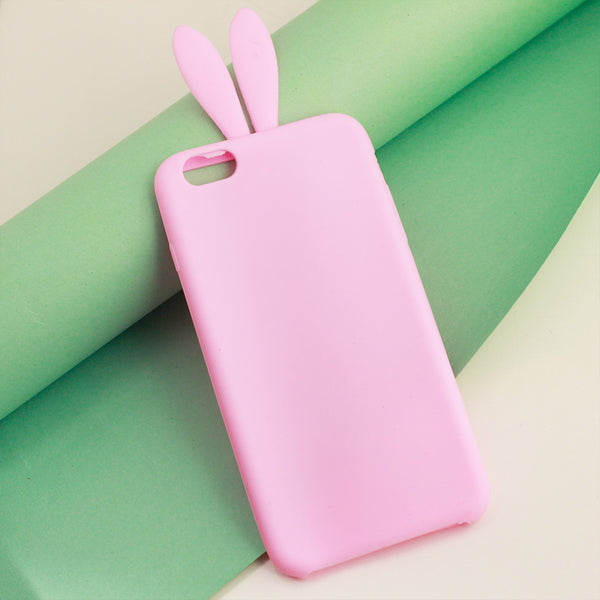 Rabbit Ear Solid iPhone Cover