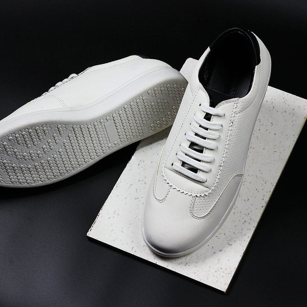 Couch Potato Contrast Back Detailing Sneakers